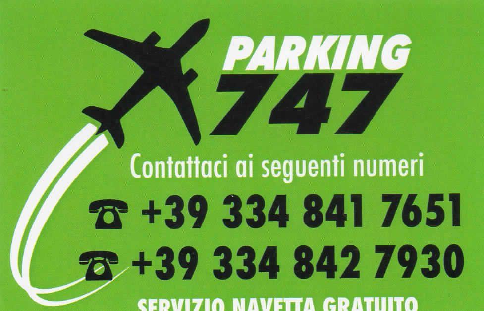 Parking 747
