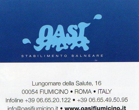 Stabilimento Balneare L'oasi - Fiumicino